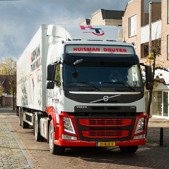 Huisman Transport Certificering